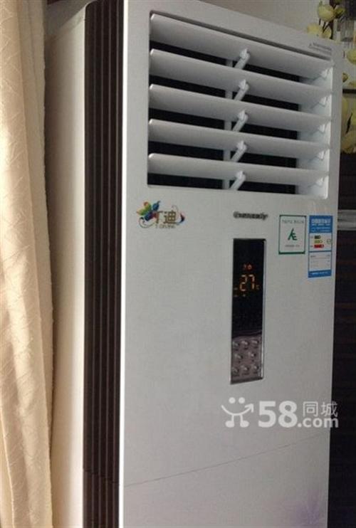 格力變頻空調2p全新低價出售冷暖柜機
