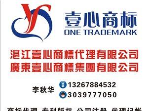注册湛江公司,注册商标等业务