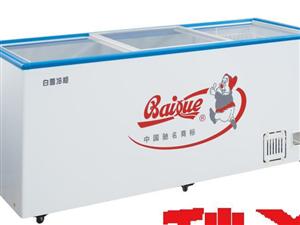 转让白雪牌大容积冰柜一台。1.8米长。