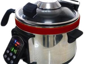 邦家博士智能烹饪机让你的厨房远离油烟