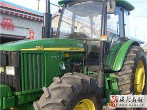低价出售拖拉机.收割机:福田.东方红.迪尔、久保田