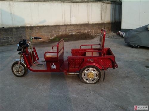 出售二手电动三轮车一辆,实际使用1个月未到.
