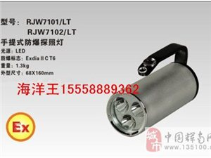 海洋王手提式防爆探照燈_RJW7101價格/廠家/