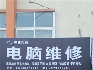 萊西天陽科技電腦維修服務中心