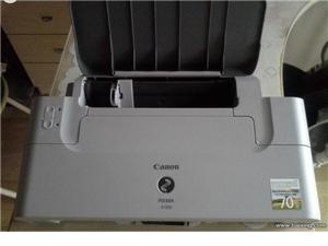 九成新佳能牌打印机一台