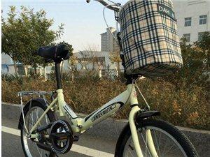 飞鸽全新折叠自行车便宜出售,原价450,现在280