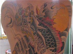 赤焰堂纹身-专业设计纹身