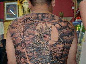济宁地区纹身机构 赤焰堂纹身