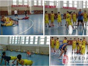 飞跃篮球训练营