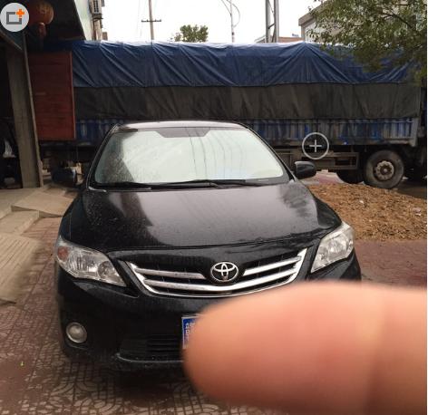 豐田卡羅拉出售