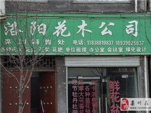 洛陽花木公司欒川分店