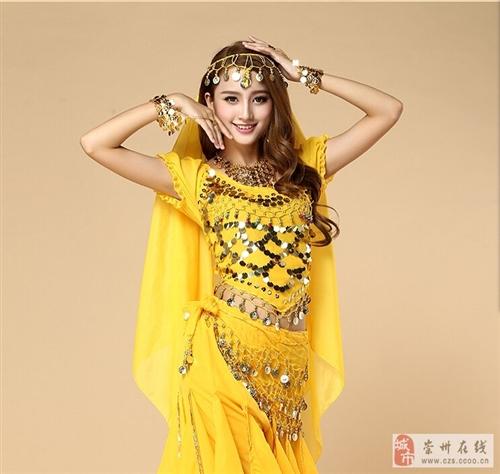 肚皮舞套装印度舞蹈演出服装