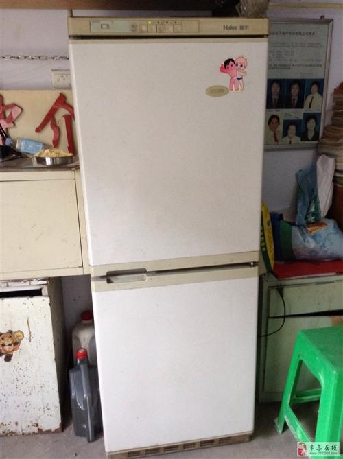 出售3成新海尔冰箱一台