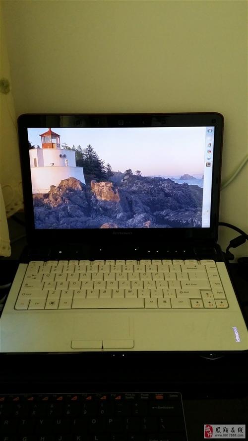 联想白色最美笔记本Y460便宜出售