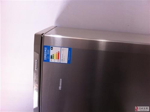 全新海信冷藏冰箱原价1200现价700处理