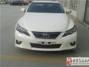 出售秦皇岛2007年白色丰田锐志二手车10.08万元