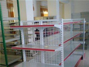 霸龙货架  经销 钛合金展柜 超市货架 仓储货架