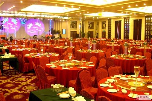 轉讓昆侖酒店5月19日一樓大廳婚宴使用權