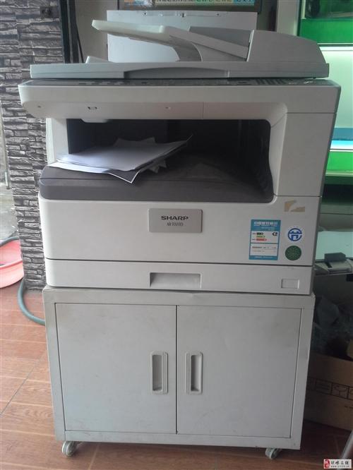 铺面到期夏普3020D自动双面输稿器复印机便宜处理