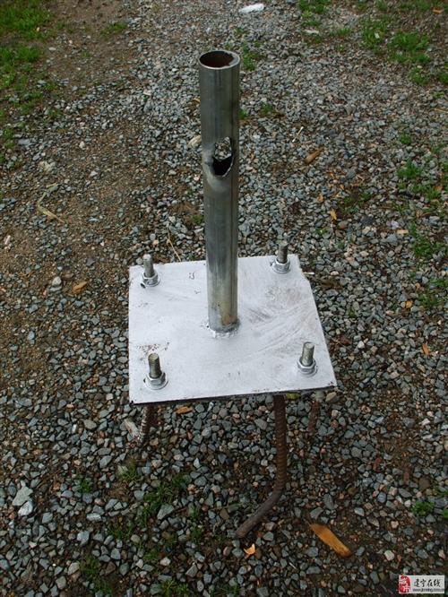 出售預埋件﹙車棚柱,路燈桿底座﹚