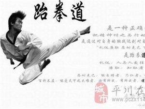 平川搏樂跆拳道長期火熱招生中!免費試學,期待您的加入