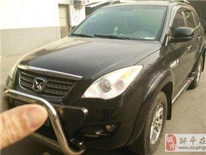 江铃驭胜 2011款 2.4T 手动 柴油两驱超豪华型 5座