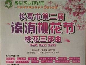 中原最美桃花节 门票预订优惠中