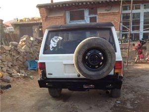 【出售】1999年白色吉普切诺基二手车1万元