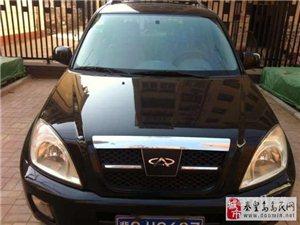 【出售】2007年黑色奇瑞瑞虎二手车3.6万元