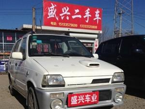 【出售】2007年白色铃木奥拓二手车1.3万元