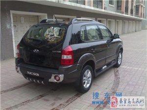 【出售】2010年黑色现代途胜二手车8.99万元