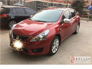 【出售】2011年红色日产骐达二手车10万元