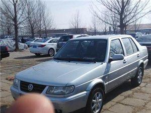 【出售】2006年银灰色大众捷达二手车3.3万元