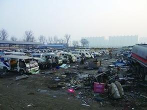 本公司常年收购报废车辆 厂房 机械 设备 电动车