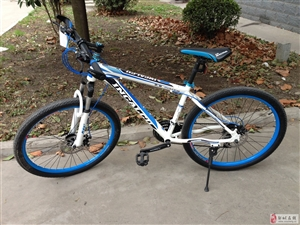 低价出售全新英克莱26寸山地自行车