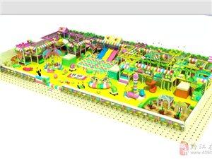 重庆贝得乐游乐设备有限公司加盟 儿童乐园