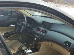 本田雅阁 2013款 2.4 自动 PE  [一手私家车2.