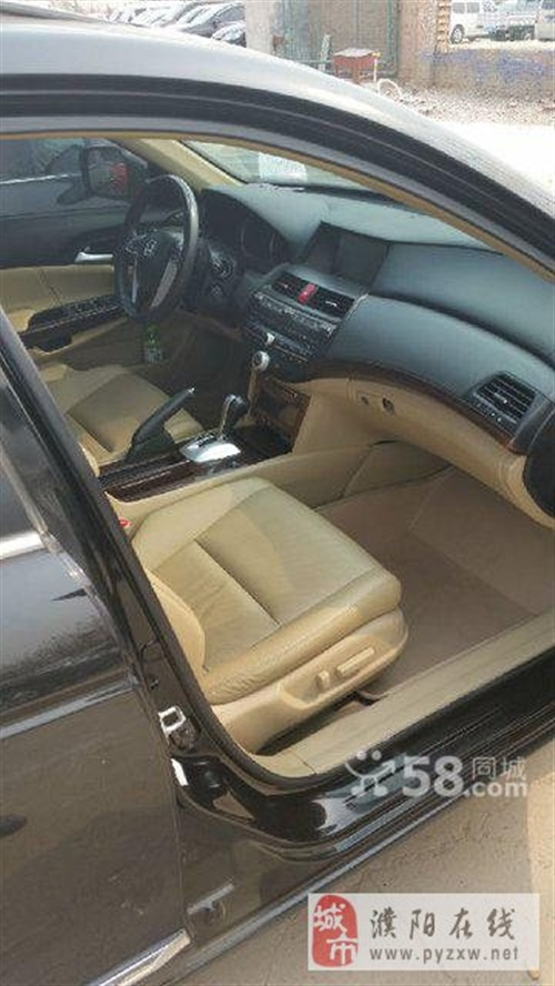 本田雅閣 2013款 2.4 自動 PE  [一手私家車2.