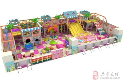 儿童游乐园免费加盟QQ:2281844862