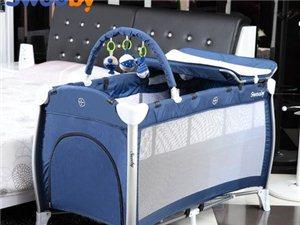 嬌貝嬰兒推車  班比諾松木嬰兒床搖床  史威比折疊