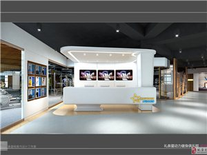 禮泉首家規模最大,項目較多的綜合性健身場館