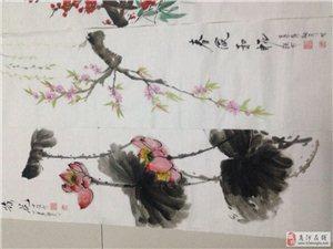 e 贤堂周末美术班报名开始了
