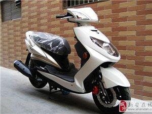 出售雅马哈踏板劲战125摩托车