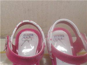 男女童鞋批發
