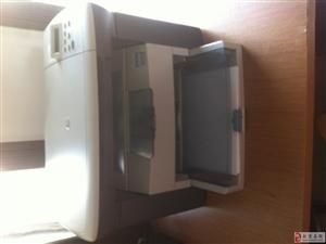 HPM1005激光打印机带扫描价位便宜