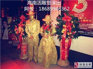 海南全省活雕塑,各类鼓租赁、铜人雕塑金人雕塑
