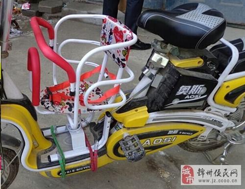 電動自行車全圍兒童座椅減震寶寶座椅電車踏板車兒童前