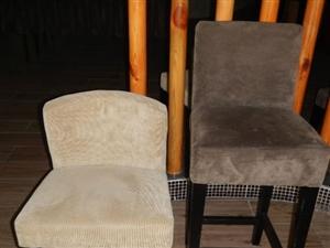 餐厅、咖啡厅、酒吧,实木沙发凳及实木餐桌转卖-80