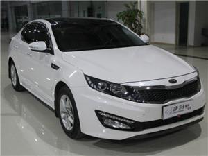 起亚K5 2011款 2.0L 自动 GLS 南京诚邦二手车