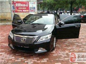 自动高配丰田凯美瑞2.0豪华型售价1.8万